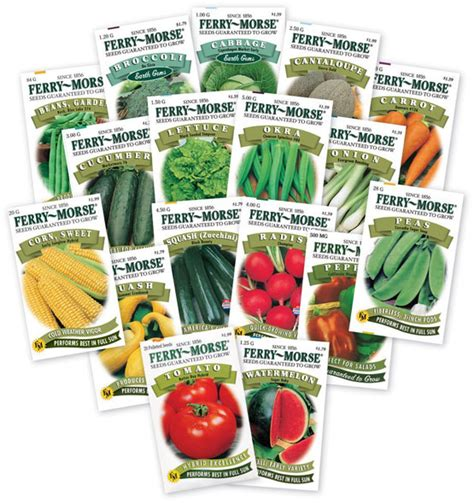 Spring Seed Packets Are Here Wells Brothers Pet Lawn When To Plant Seeds For Vegetable Garden