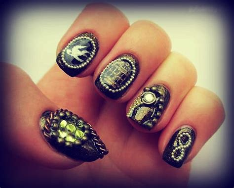 Amazing Nail Designs by 30 Amazing Nail Designs Befunky