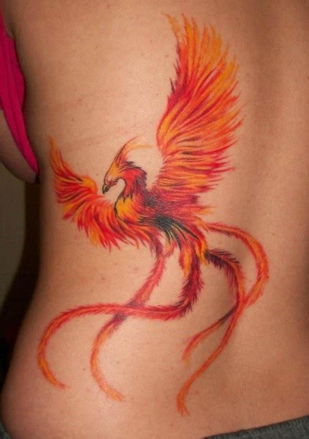 tropical bird tattoo designs phoniex back tattoos for 758576560 jpg