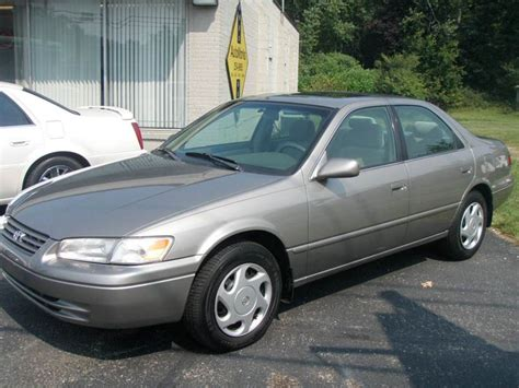 1997 Toyota Camry Mpg 1997 Toyota Camry Le V6 4dr Sedan In Mishawaka In Autoworks