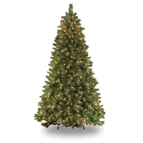 ge ez light tree ge 7 5 ft just cut noble fir ez light artificial