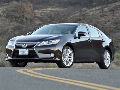 lexus cars 2015 2015 lexus es 350 test drive review cargurus