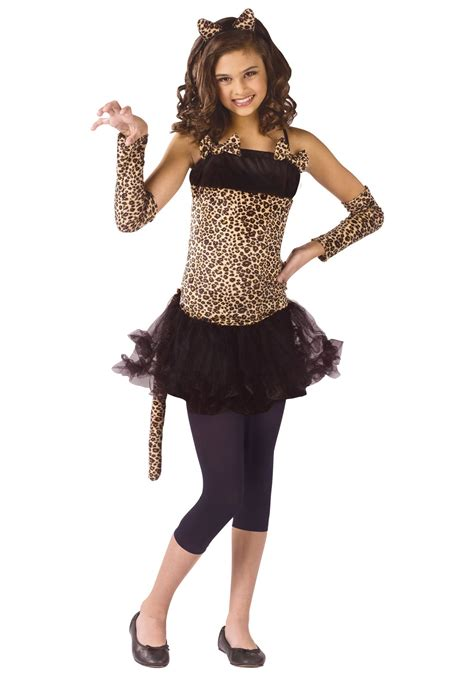 halloween costumes child wild cat costume