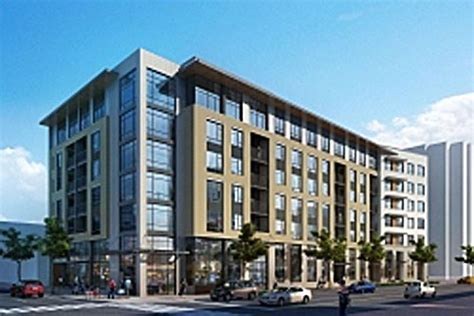 Condominium Floor Plan new ballston area apartment building approved arlnow com