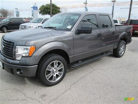 2014 Ford F150 Stx by 2014 Sterling Grey Ford F150 Stx Supercrew 91092025