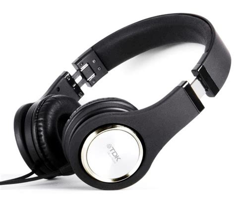 Headphone Tdk tdk sti710 high fidelity headphones with iphone review