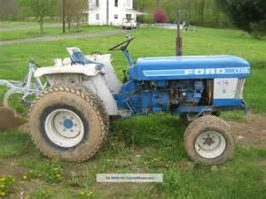 Ford 1710 Tractor 1710 Ford