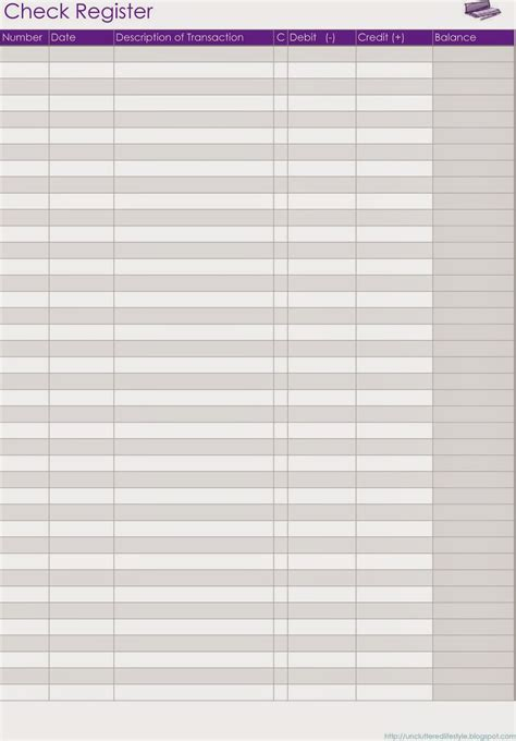 Checkbook Spreadsheet by 1000 Ideas About Checkbook Register On Check