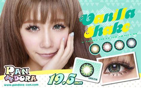 Lensa Kontak Softlens Eyezone Kemenkes Free Lenscase pandora vanilla shake 19 5mm softlens maniac