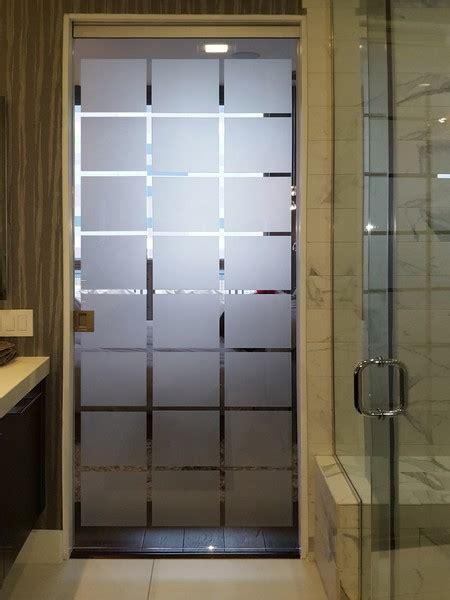 Pocket Shower Door Pocket Doors Creative Mirror Shower