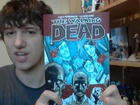 the walking dead vol 1 days bye the walking dead volume 1 comic book review