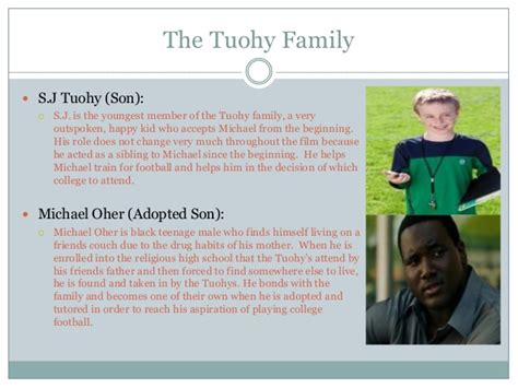 themes in the film the blind side family collage the blind side