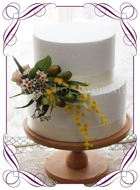 Gumnut & Wattle, Native Cake Decoration ? Flowers For Ever