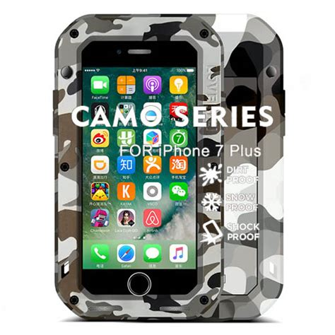 Powerful Mei Iphone 7 by Mei Camo Series Powerful Iphone 7 Plus Protective