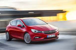 09 Vauxhall Astra 2016 Opel Astra 4 Egmcartech
