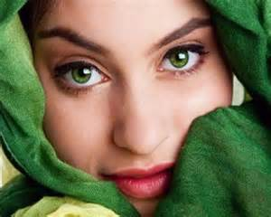 rarest eye color in the world the rarest color of human in the world it s green