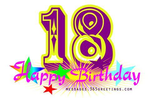 Happy 18 Birthday Wishes Happy 18 Birthday Quotes Birthday Quotes