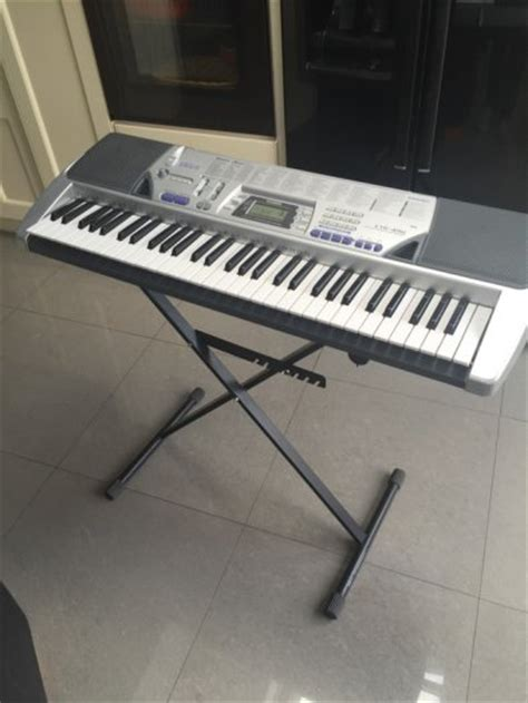 casio electronic piano organ for sale in clarehall dublin from als