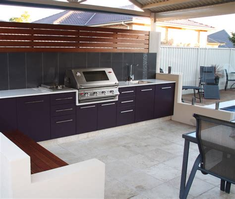 Stylish Kitchen custom made outdoor kitchens sydney paradise kitchens