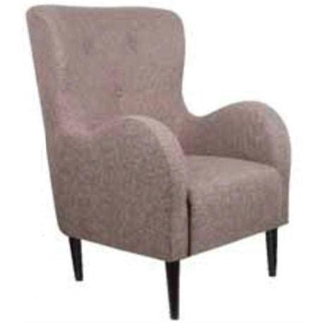 brown fabric armchair armchair fabric brown