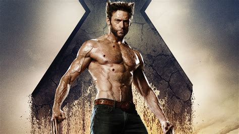 hugh jackman wolverine body wolverine x men 2014 movie wallpaper hd