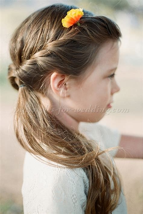 girl hairstyles for wedding flower girl hairstyles flowergirl hairstyles flower