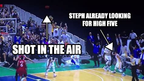 how much does stephen curry bench stephen curry turned around to high five the bench while this 3 was still in the air