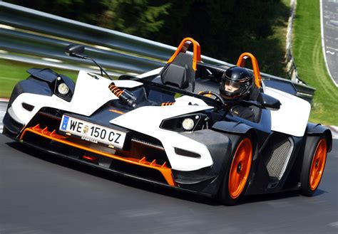 Ktm Xbow Price Ktm X Bow Us Pricing Released Autoevolution