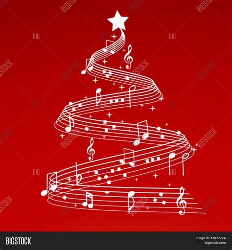 imagenes navidad musical image vectorielle et photo de arbre de no 235 l avec bigstock