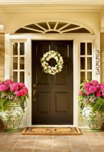 front door entrances best 25 brown front doors ideas on pinterest wreaths