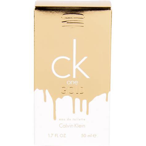 Ck Paket Ck074 Gold A k 246 p ck one gold 50ml calvin klein parfym fraktfritt nordicfeel