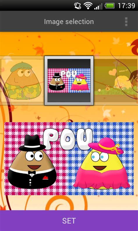 wallpaper game pou pou wallpaper hd free android app android freeware