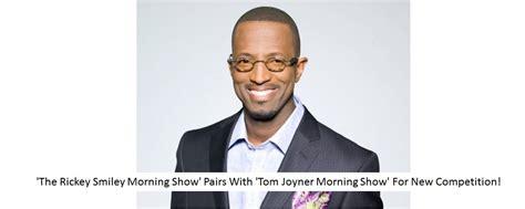 rickey news videos the rickey smiley morning show pairs with tom joyner