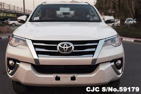 All New Fortuner Air Scoop Colour By Request brand new 2017 left toyota fortuner beige for sale stock no 59179 left used cars
