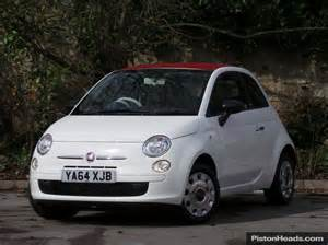 Fiat 500c Pop Used 2015 Fiat 500c Pop For Sale In West