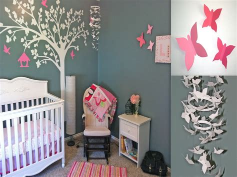 Nursery Decor Diy Bedroom Diy Nursery Ideas With Gray Wall How To Decorate Diy Nursery Ideas Baby Rooms Ideas