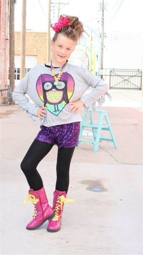 tween girls tights and leggings sequin shorts with tights owl tshirt flowers by zoe love