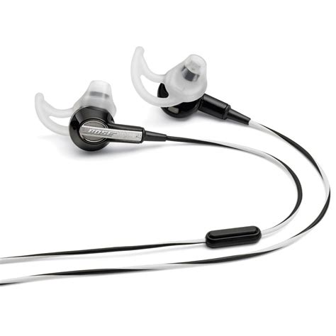Headset Bose the bose call answering earbuds hammacher schlemmer