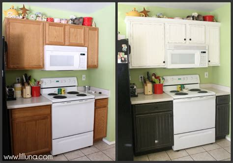 easy kitchen makeover ideas easy kitchen cupboard makeover