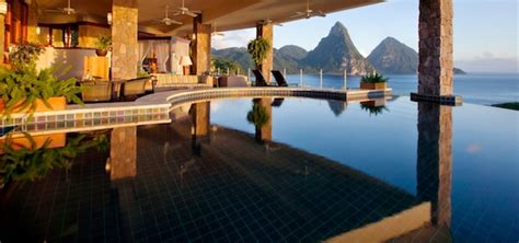 room with a view st caribbean room with a view a different galaxy at st lucia s jade mountain