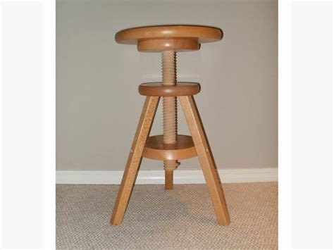 from log to keyboard stools adjustable round piano stool solid wood central regina