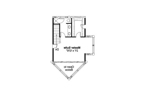 A Frame Home Floor Plans by Sylvan 30 023 A Frame House Plans Cabin Vacation
