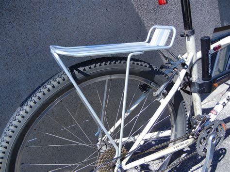 Bicycle Cargo Rack by Free Advice On How To Fix Your Bicycle How To Install A Bicycle Cargo Rack