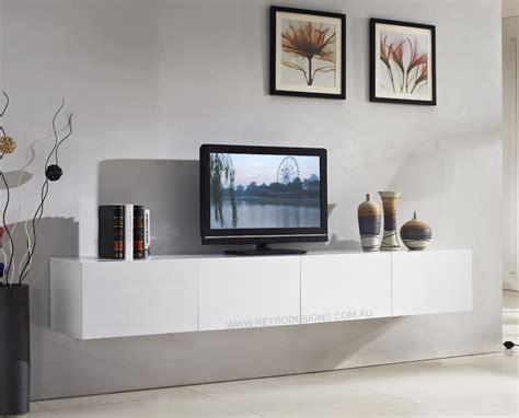 2 4m Majeston White Floating Tv Cabinet Floating Cabinet Tv