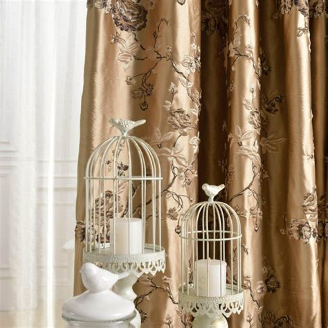 chocolate brown and gold curtains chocolate brown and blue curtains gold bedroom glitter