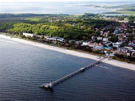 strand themenb der strand baden an der ostsee ostseebad zinnowitz