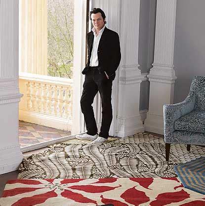luke irwin luke irwin rugs to riches evening standard