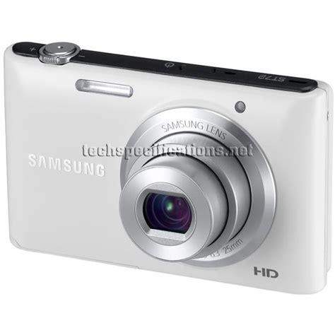 Kamera Digital Samsung St72 technical specifications of samsung st72 digital