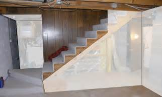 Diy Stairs Remodel by Diy Basement Remodel Diy Basement Stairs Ideas Small