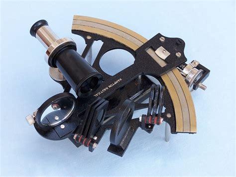 sextant sale buy black sextant micrometer 10 inch nautical